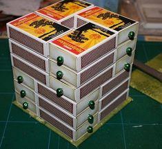 caixes de llumins