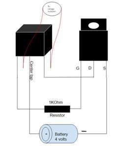 https circuitdigest com electronic circuits simple preamplifier rh pinterest com Simple Electronic Circuits Electronic Circuit Components