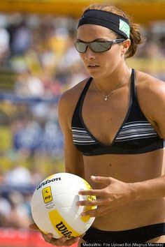 Misty May-Treanor  From LA