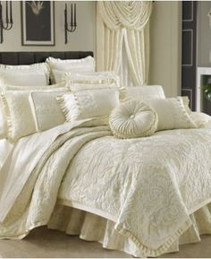 J Queen Bedding, Rothschild Comforter Sets - Macy's