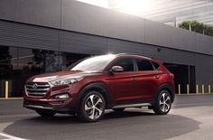 Hyundai Tucson Becomes Bigger, Better, and More Efficient for 2016