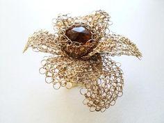 Adriana Laura Mendez Wire Crochet Jewelry