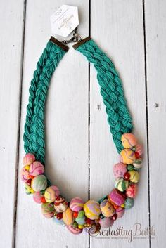 ACC1912.015  Batik Necklace
