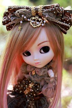 Hazel   by Siniirr Bjd, Hello Kitty, Wigs, Fashion, Moda, Fashion Styles, Fashion Illustrations, Lace Front Wigs