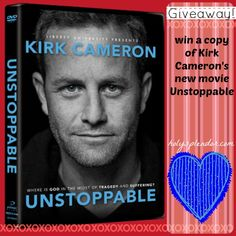 #entertowin a copy of the new movie @unstoppableDVD from @Laura Cameron from @DaLynn McCoy at holysplendor.com #christianmovies #christianbusiness