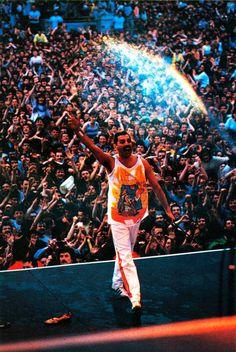 Freddie Mercury @ Wembley!