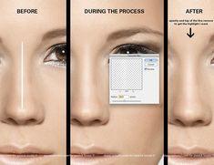 Advanced Photoshop Tutorial: Intro to Advanced Skin Retouching - photo.net