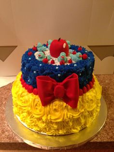 Will try to make this cake with Eric's help lol