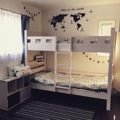 二段ベッド おしゃれ 大人 - Google 検索