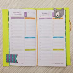 Happiness is Scrappy: Freebies⎪Happiedori & Free Printables for Midori Traveler's Notebook