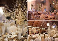 34 Creative Non-Floral Wedding Centerpieces | Weddingomania