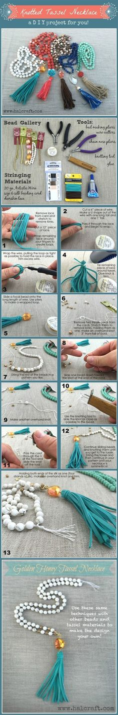 So, you are ready to become a jewelry maker? You are in luck! This collection, How to Make Jewelry: 171 Beginner DIY Jewelry Tutorials, is perfect for you. Designing your own jewelry is a ton of…MoreMore #jewelrydiy