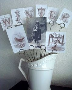 Use a family heirloom as a centerpiece.  Include photos from your family history as conversation starters.