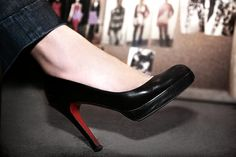a pair of Louboutin's that will never go out of style