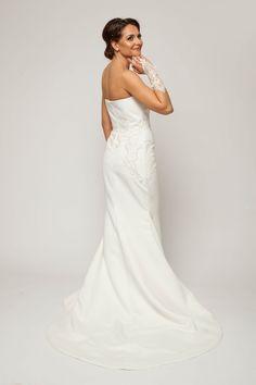 bridal dress, bridal dress with train, bridal gloves, bridal ivory dress, bridal lace hand-sewn dress, bridal mermaid dress, bridal sleeveless dress, elegant bolero, elegant bridal gloves, elegant wedding gloves, embroidered wedding dress, embroidery bridal gloves, embroidery wedding gloves, ivory bolero, ivory bridal gloves, ivory dress, ivory wedding dress, ivory wedding gloves, lace hand-sewn wedding dress, lace wedding dress, long bridal gloves, long wedding gloves, mermaid wedding dress