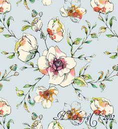 Kate Hackney . floral.