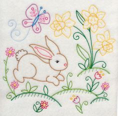 Machine Embroidery Designs at Embroidery Library! – Color Change – Machine Embroidery Designs at Embroidery Library! Baby Embroidery, Simple Embroidery, Learn Embroidery, Machine Embroidery Patterns, Hand Embroidery Designs, Vintage Embroidery, Embroidery Applique, Cross Stitch Embroidery, Embroidery Tattoo
