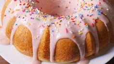 This Donut Cake Is Best of Both Glorious Worlds  - Delish.com