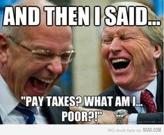 And then I said....