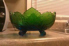 Jeanette glass depression glass piece.