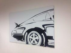 Porsche RS Motiv für 100,00 € in Hamburg-Mitte, Hamburg