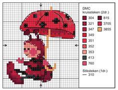 Gallery.ru / Фото #1 - Божьи коровки - Olsha  ladybug with umbrella