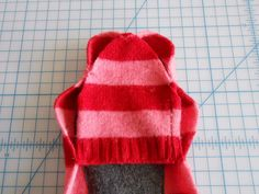 We Can Re-Do It: Upcycled Sweater Slippers