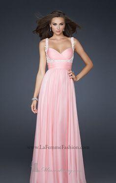 La Femme 17542 Vestido - MissesDressy.com
