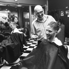 Life's too short not to laugh! #barbers #barbershop #farzadthebarber #farzadsbarbershop #yaletownbarbers #barberlife #lifeisgood Read more at http://websta.me/n/barberboss#l2GMvDAso9M3JWmU.99 Shelley Salehi @loveyourbarber Instagram photos | Websta (Webstagram)
