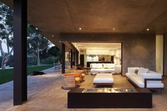 CA Residence by Griffin Enright Architects http://www.homeadore.com/2012/09/28/ca-residence-griffin-enright-architects/