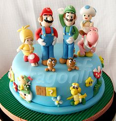 I so need to get this for my two little cousins that LOVE Mario Brothers!!!