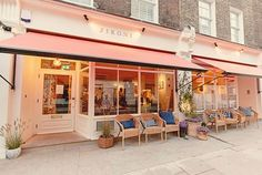 Jikoni London restaurant Marylebone