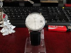 Vintage Sears 7-Jewels Watch w/ 18mm Genuine Leather Band! #Sears #LuxuryDressStyles