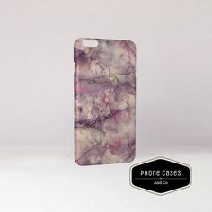 Purple Marble Phone Case.  Samsung Phone Case.  by PhoneCasesandCo