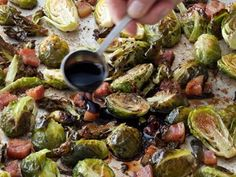 Yummy! Brussel Sprouts!