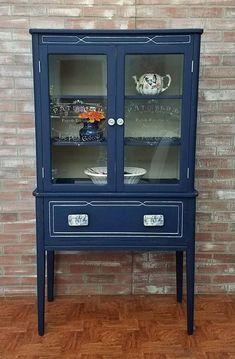 Dixie Belle Chalk Paint Bunker Hill Blue 8 oz mineral #diy #paintedfurniture