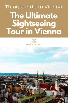 Looking for fun things to do in Vienna, Austria? Tap this pin to discover the ultimate sightseeing tour in Vienna. It includes the hop-on hop-off bus, a city walk, a boat ride and carriage ride! Travel Around Europe, Places In Europe, Places To Travel, Travel Destinations, Travel Inspiration, Travel Ideas, Travel Guide, Austria Travel