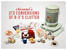 chisami: 8-3 Clutter