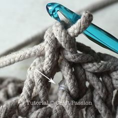 Tutorial for crocheted rug. The only tut I have found yet for a crocheted rug YEAH!!!!