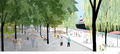 claude-cormier-sugar-beach-toronto-06 « Landscape Architecture Works | Landezine