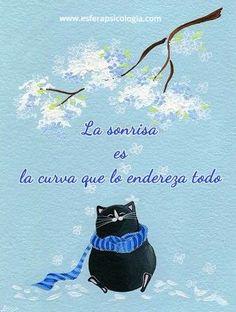 #sonrisa #psicología #frase