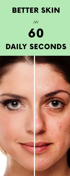 Better Skin in 60 Daily Seconds
