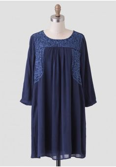Maya Embroidered Dress | Modern Vintage Dresses | Modern Vintage Clothing | Ruche