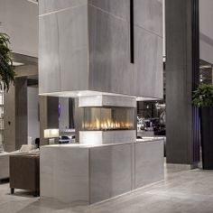 stunning Ortal gas fires for your commercial projects. available from Robeys, Belper, Derbyshire Firewood Storage, Gas Fires, Lobbies, Hotel Lobby, Outdoor Pool, Gas Fireplaces, Modern Fireplaces, Sweet Home, Commercial