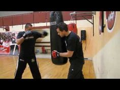 Heavy Bag Workout by Krav Maga Street Defence