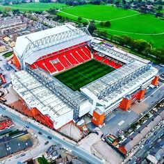 Liverpool Stadium, Liverpool Anfield, Liverpool Players, Liverpool Fans, Liverpool Football Club, Football Stadiums, Football Team, Liverpool Fc Wallpaper, You'll Never Walk Alone