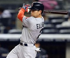 Jacoby Ellsbury - This is where my sons name came from :) :) :)