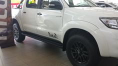 the ultimate bakkie Toyota Hilux, Vehicles, Car, Wedding, Valentines Day Weddings, Automobile, Mariage, Weddings, Marriage