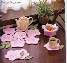 Minhas Flores este blog é um verdadeiro sonho. Milhoes de Beijinhos Lili