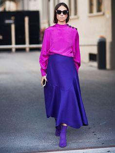 Fushcia Fashion Trend